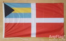 - BAHAMAS CIVIL ENSIGN ANYFLAG RANGE - VARIOUS SIZES